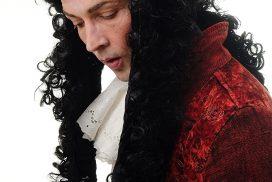 Perruque Louis XIV