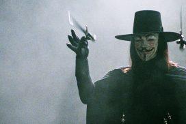 Déguisement V pour Vendetta